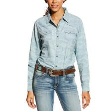 Ariat REAL Bold Snap Ladies Western Shirt - TB