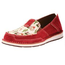 Ariat Vintage Cowgirl Cranberry Ladies Cruiser - TB
