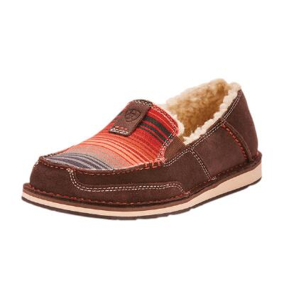 Ariat Southwest Serape Fleece Ladies Cruiser
