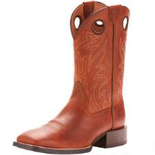 Ariat Sport Sidebet Native Nutmeg Mens Western Boot - TB