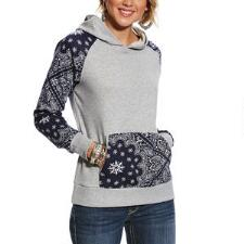 Ariat REAL Relaxed Ladies Hoodie - TB