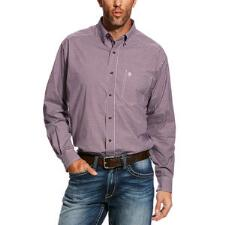 Ariat Doug Performance Mens Western Shirt - TB