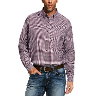 Ariat Doug Performance Mens Western Shirt