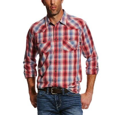 Ariat Isley Retro Mens Western Shirt