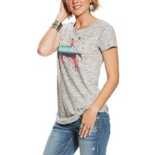 Ariat Sage Short Sleeve Ladies Tee - TB