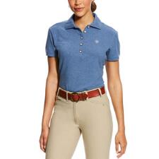 Ariat Prix Short Sleeve Ladies Polo - TB
