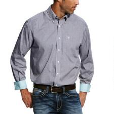 Ariat Kaiserman Mens Western Shirt - TB