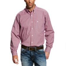 Ariat Gazeley Performance Mens Western Shirt - TB