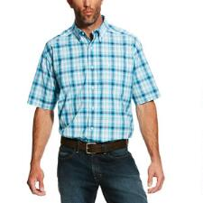 Ariat Falker Performance Mens Western Shirt - TB