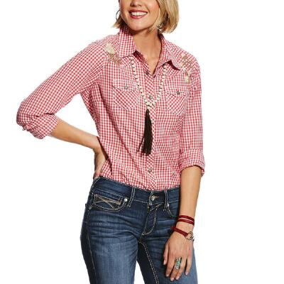 Ariat REAL Authentic Ladies Western Shirt
