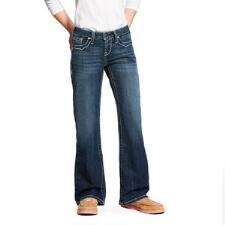 Ariat REAL Entwined Boot Cut Girls Jean - TB