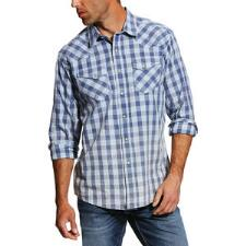 Ariat Ian Retro Mens Western Shirt - TB