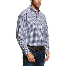 Ariat Oberley Performance Mens Western Shirt - TB
