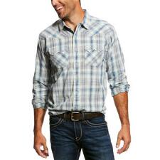 Ariat Jonesville Retro Mens Western Shirt - TB