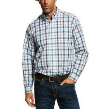 Ariat Mickler Performance Mens Western Shirt - TB
