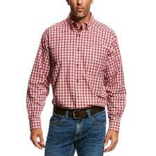 Ariat Monroy Performance Mens Western Shirt - TB