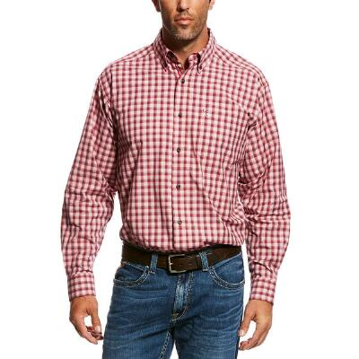 Ariat Monroy Performance Mens Western Shirt