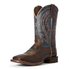 Ariat Circuit Herd Boss Sweet Molasses Mens Western Boots - TB