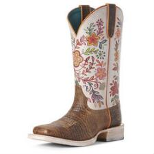 Ariat Circuit Savanna Diamondback Ladies Western Boot - TB
