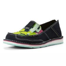Ariat Navy Mint Cactus Ladies Cruiser - TB