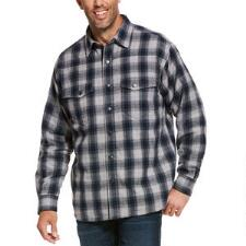 Ariat Fenrir Flannel Mens Jacket - TB