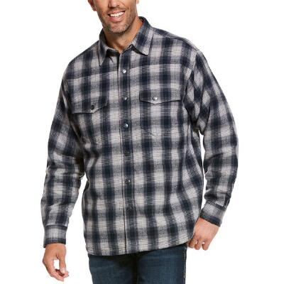 Ariat Fenrir Flannel Mens Jacket