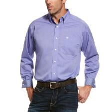 Ariat Pinpoint Classic Mens Western Shirt - TB