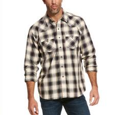 Ariat Kaiser Retro Mens Western Shirt - TB