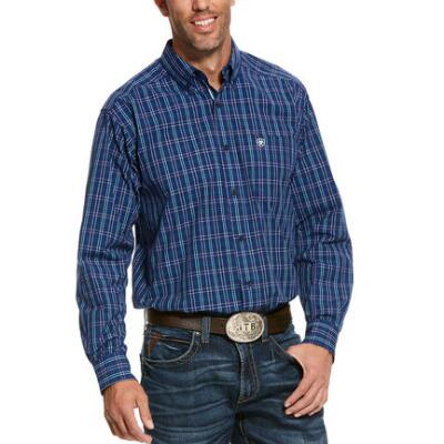 Ariat Roosevelt Pro Series Mens Western Shirt