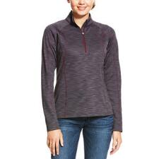 Ariat Conquest 2.0 Half Zip Ladies Sweatshirt - TB