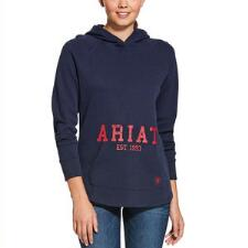 Ariat Vintage Logo Ladies Sweatshirt - TB