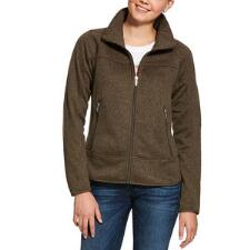 Ariat Sovereign Zip Front Fleece Ladies Jacket - TB