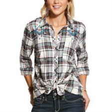 Ariat Bonnie Springs Ladies Western Shirt - TB