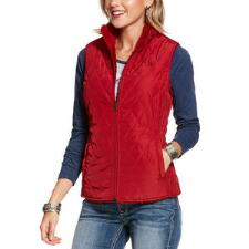 Ariat Hallstatt Reversible Ladies Vest - TB