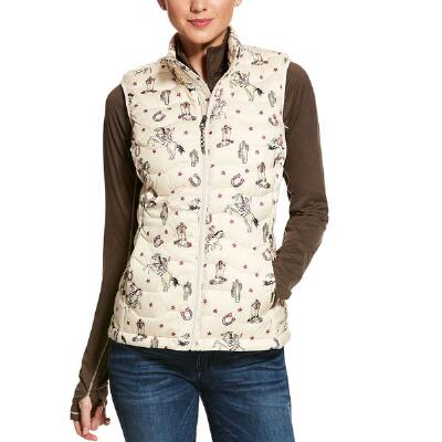 Ariat Retro Western Ideal Down 3.0 Ladies Vest