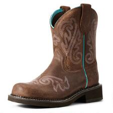 Ariat Fatbaby Heritage Heavenly Ladies Western Boot - TB