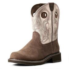 Ariat Heritage Cowgirl II Ladies Western Boot - TB