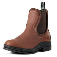 Ariat Keswick Brick H2O Ladies Jodhpur Boot - TB