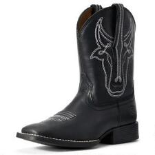 Ariat Bully Bustin Youth Western Boot - TB