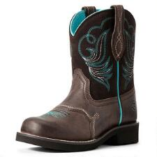 Ariat Fatbaby Heritage Dapper Toffee Youth Western Boot - TB
