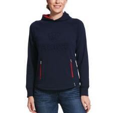 Ariat 3D Logo TEAM Ladies Hoodie - TB