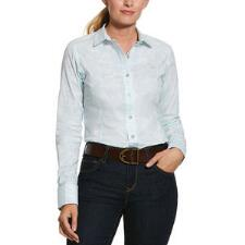 Ariat Toile Oxford Ladies Shirt - TB