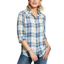 Ariat REAL Billie Jean Summer Fling Ladies Western Shirt - TB