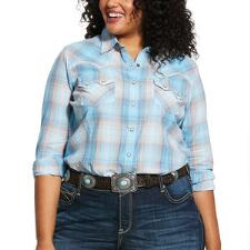 Ariat REAL Western Sky Ladies Western Shirt - TB