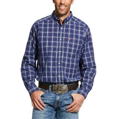 Ariat Pro Gadsen Classic Fit Mens Western Shirt