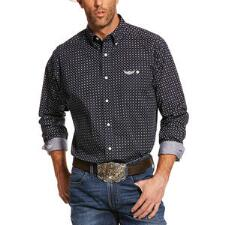Ariat Relentless Vigorous Mens Western Shirt - TB