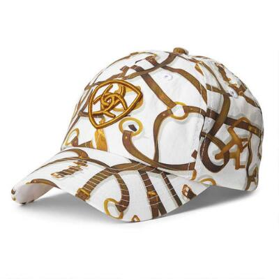 Ariat Golden Bridle Ladies Baseball Cap