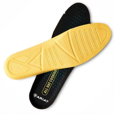 Ariat All Day Cushioning Mens Round Toe Insoles