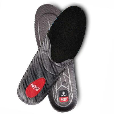 Ariat Nitro Mens Round Toe Insoles