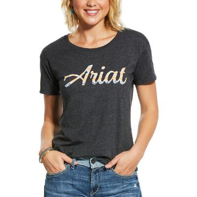 Ariat Navajo Fill Short Sleeve Ladies Tee